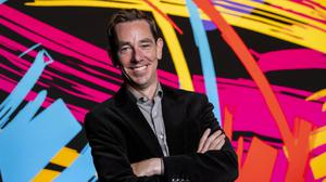 Ryan Tubridy was verbally attacked on the street by two youths