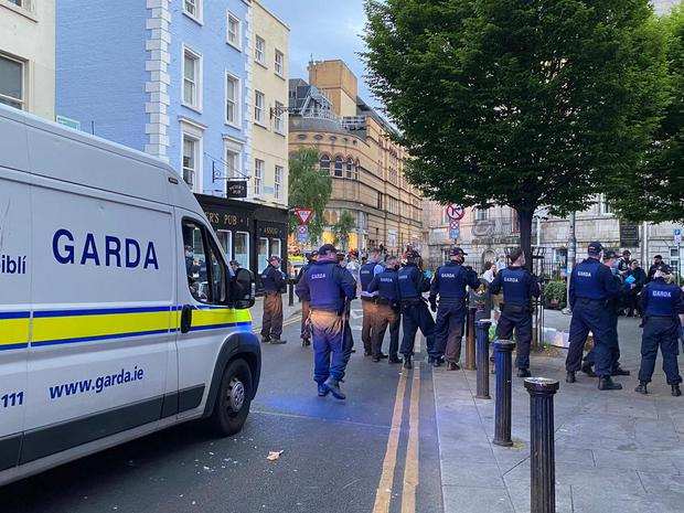 South William Street in Dublin, Friday June 4 2021 PIC Gerry Mooney