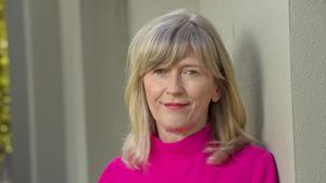 Professor Mary Horgan. Picture by Daragh MacSweeney/Provision