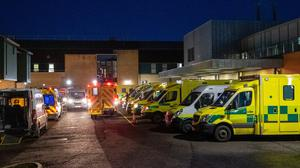 More than 1800 patients are being treated in Irish hospitals for the virus. Photo: Liam McBurney/PA Wire