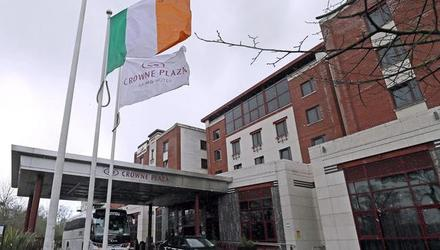 The Crowne Plaza Hotel, Dublin