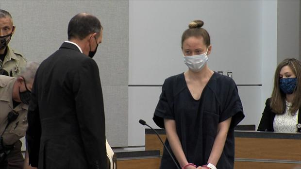 Molly Martens in court