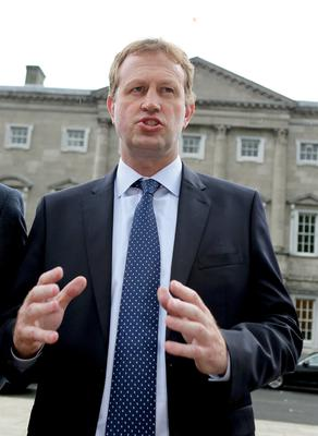 Jim O'Callaghan said that positive developments had been entirely overshadowed by the controversies this week