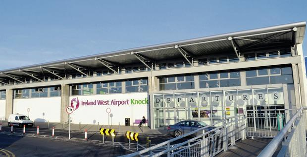 Ireland West Airport, Knock, Co Mayo.