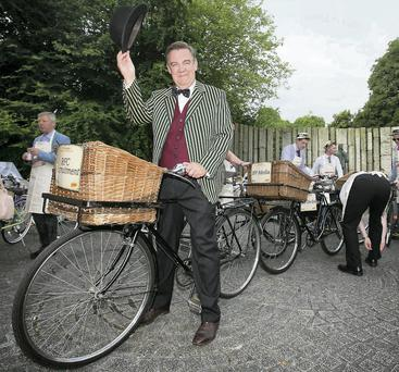 RTE news anchor Bryan Dobson says he has never experienced agesim of the sort in RTE