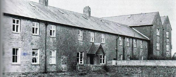 Tuam mother and baby home where the bodies of almost 800 babies are believed to be buried.