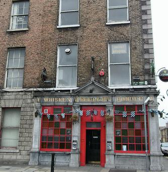 The popular Chancery Inn on Dublin quays has been sold off