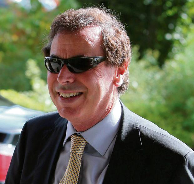 COUNTERATTACK: Alan Shatter says Sean Guerin's 'failure' to interview him was an abuse of fair procedure. Photo: Damien Eagers
