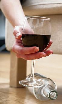 One glass of wine at a young age can lead to later alcohol problems.