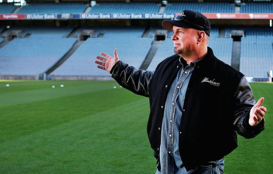 Garth Brooks at Croke Park