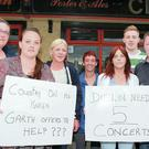 Residents of Croke Park who received thanks from Garth Brooks for asking for the concerts to go-ahead