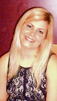 Kristine Bankova (24) died suddenly after she collapsed during a night out in Galway city