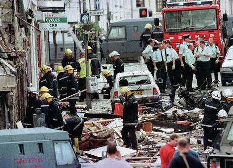 Michael Gallagher's son Aidan was one of 29 killed in the Real IRA Omagh blast in 1998