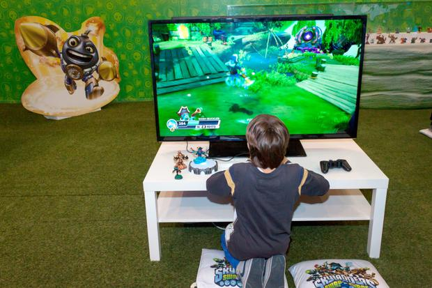 Do Television And Video Games Impact >> Video Games Make Children Happier And More Sociable Independent Ie