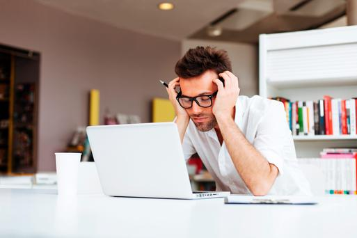 72pc of Irish employees work from home outside of office hours