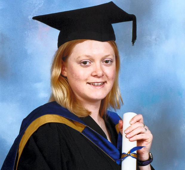 Irish aid worker Joyce Campbell (25) died in the summer of 2005
