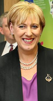 QUESTIONS: Arts Minister Heather Humphreys
