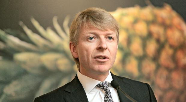 Fyffes boss David McCann