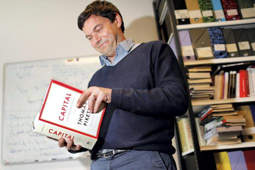 Thomas Piketty, French economist and academic