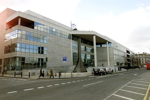 The Civic Offices are part of the scheme. Photo: Tom Burke