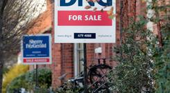 WHERE HAVE ALL THE YOUNG ONES GONE?: Young adults' chances of getting on the property ladder are scuppered by 'impossible' mortgage deposit rules and lack of affordable housing.