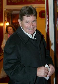 The late Ray Treacy