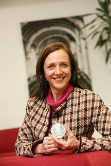 Dublin Chamber of Commerce chief Gina Quin