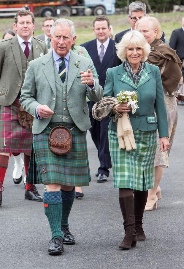 Prince Charles and his wife Camilla will visit the scene of the Sligo bomb attack that killed his godfather Lord Mountbatten