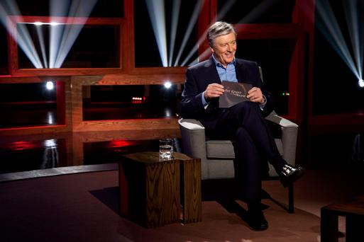 Pat Kenny In The Round