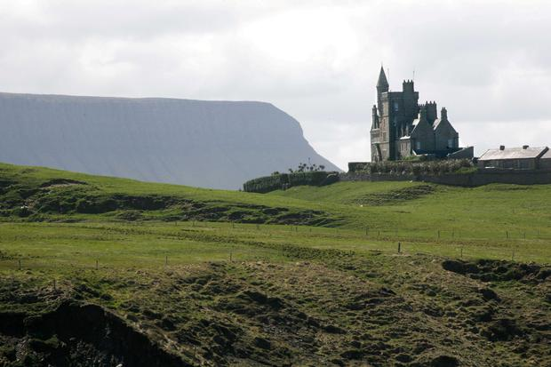 Classiebawn Castle, Mullaghmore, Co Sligo