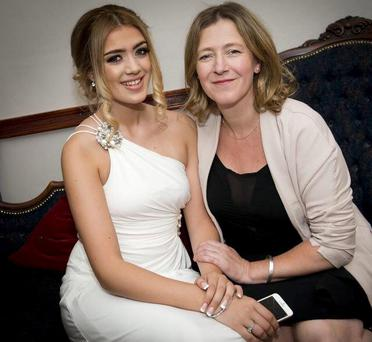 Tragic teen Ana with her mum Helga, who posted a video of the pair singing a Disney classic as a tribute last night