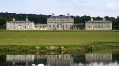 Russborough House: art sale to be postponed