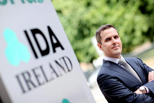 CONTROVERSY: Martin Shanahan has moved to defuse a row after an email was allegedly sent to staff stating that a Yes vote in gay-marriage referendum 'would be good for business'