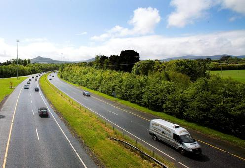 Roads take the bulk of the land transport budget (55pc), with €770m invested in 2014