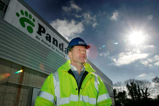 Eamon Waters managing director Panda Waste Managements Solutions