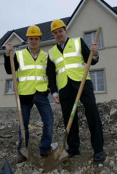 Shane Filan and his brother Finbarr's plans to build a property empire ended in bankruptcy back in 2013