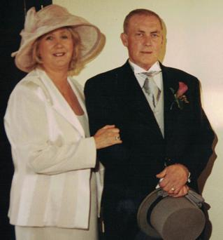 Marie and Jim Quigley