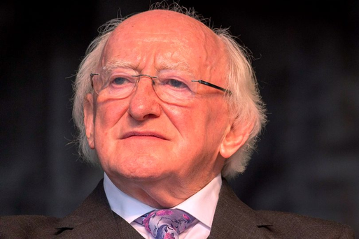 Yesterday, President Michael D Higgins attempted to elicit a more compassionate response: