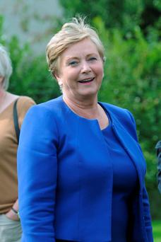 Frances Fitzgerald, Minister for Justice and Equality