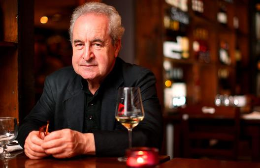 Banville credo: 'We have to protect the status quo because we live by the status quo, but we mustn't imagine that this is an eternal state and eternal rule. The rules change, laws change, people's expectations change,' says author John Banville