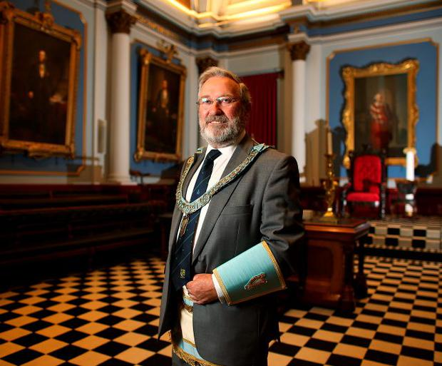 Freemasons are actually a bunch of regular guys - Independent ie