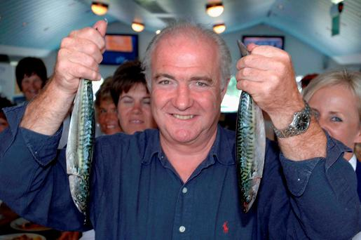 TV chef Rick Stein will be holding court in Hodges Figgis in Dawson Street, Dublin