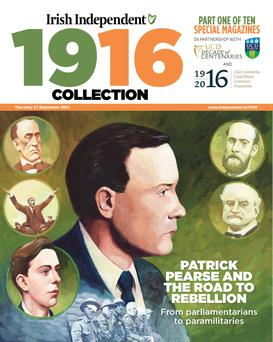 The 1916 collection will be published between now and March