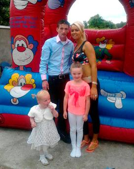A tragic claimed the lives of 10 people including pregnant mum Tara Gilbert, her partner Willie Lynch and their two daughters Kelsey and Jodie