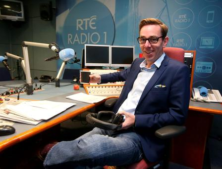 Ryan Tubridy has written his first book for children, focusing on President John F Kennedy's visit to Ireland in 1963