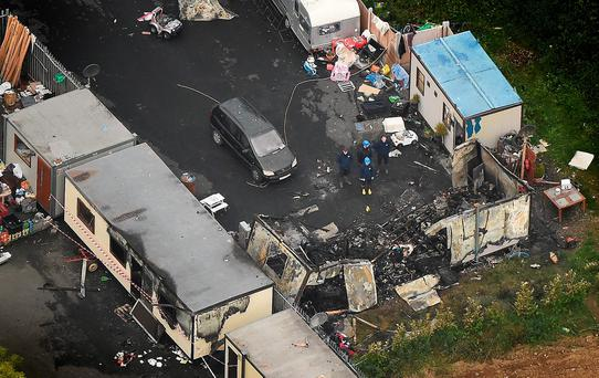 Survivors of the fatal blaze will move into temporary accommodation over the weekend