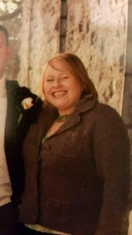 Diana Harton (43) died in the crash in October 2014