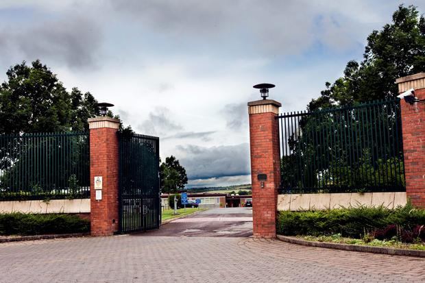 The teenager was waiting for a space in Oberstown youth detention centre