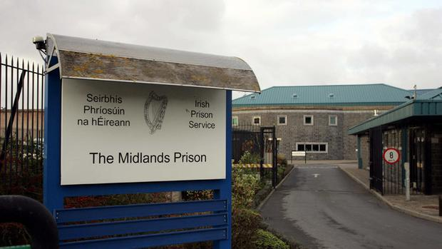A sex offender found dead in his Midlands prison cell may have died violently