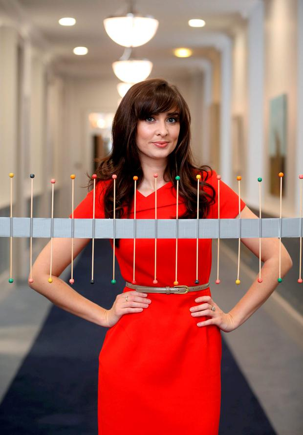 Aoibhinn Ní Shúilleabháin is encouraging aspiring scientists to make the most of the final weekend of Science Week